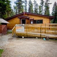 Virtual tour of Hi-Athabasca Falls Wilderness Hostel