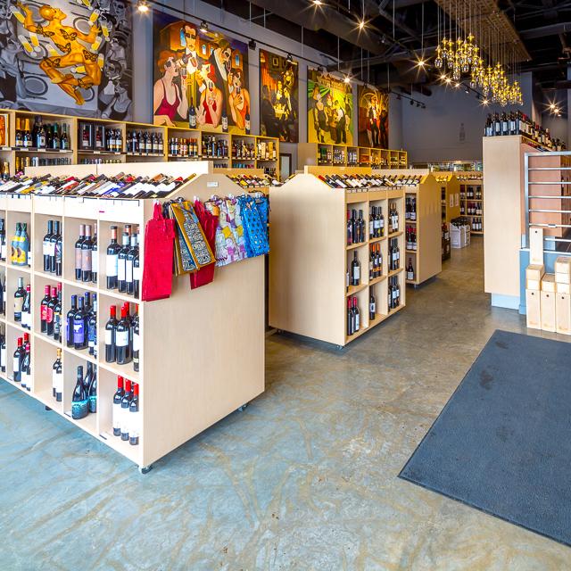 Virtual tour of Hicks Fine Wines