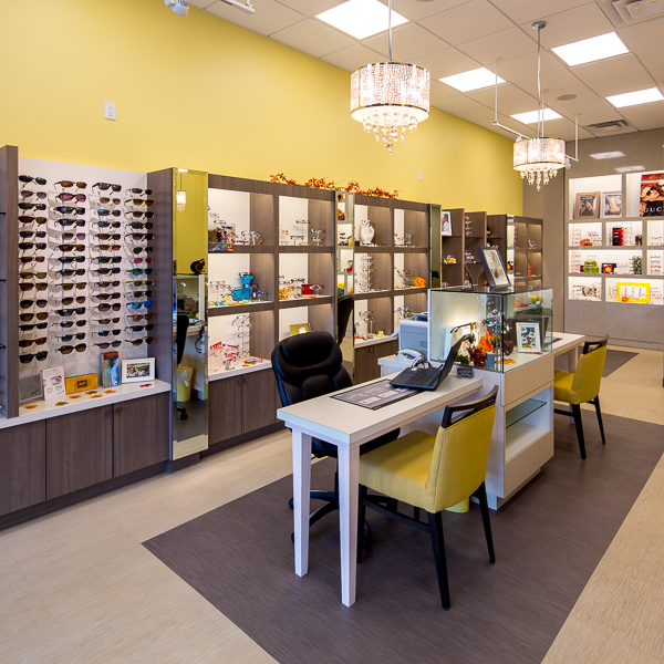 Virtual tour of Vision By Design Optometry