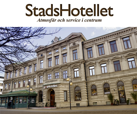 Virtuell rundtur @ Stadshotellet Kristanstad