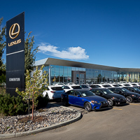 Virtual tour of Lexus Of Edmonton