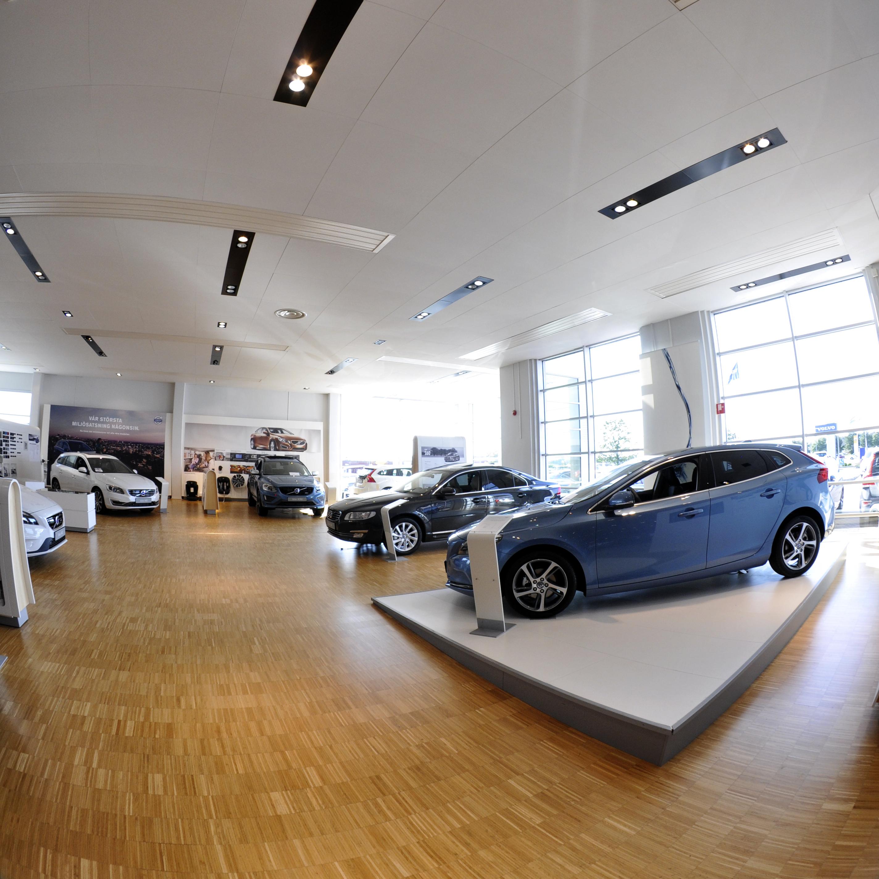Virtuell rundtur @Kristianstads Automobil Personvagnar