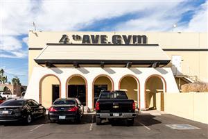"4th Avenue Gym --- ""See Inside!"""