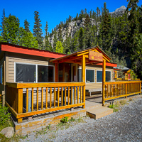 Virtual tour of Hi-Rampart creek Wilderness Hostel